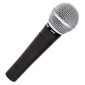 Alquiler Microfono Sure