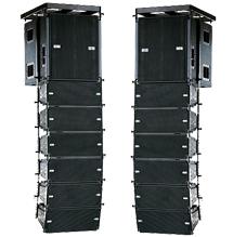 Alquiler sonido sistema Line Array