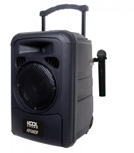 Alquiler sonido portátil a batería