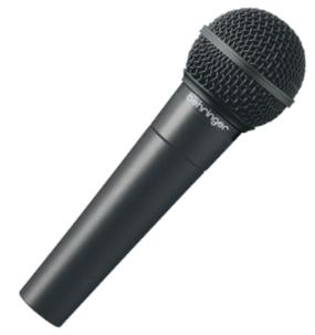 Alquiler Micrófono de todas las marcas